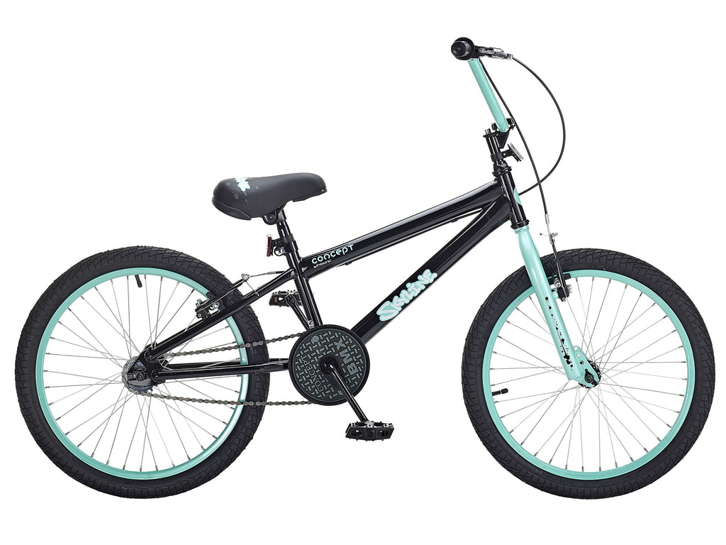 "Insync Skyline 20"" Wheel Girls BMX Bicycle"