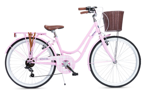 "Insync Kendal 24"" Wheel Girls Bicycle"