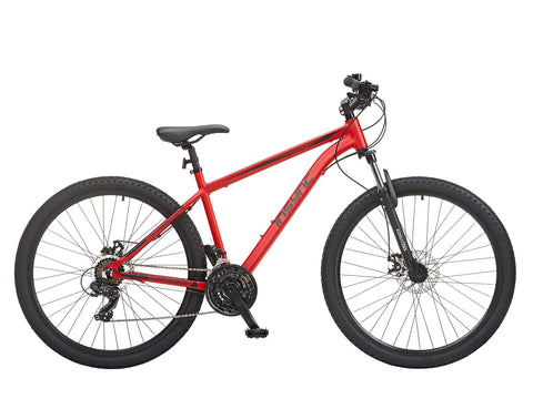 Insync Zonda AFS Gents 21sp Disc Brake Aluminium Mountain Bike