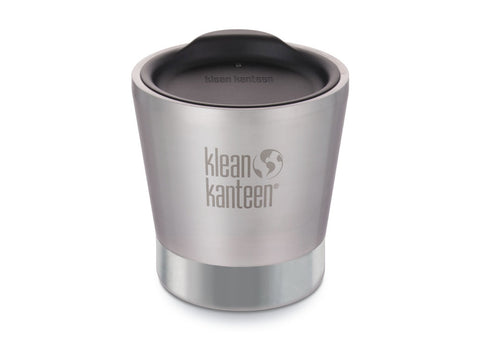 B Grade Klean Kanteen 237ml Kanteen Vacuum Insulated Tumbler Cup Brushed Stainless