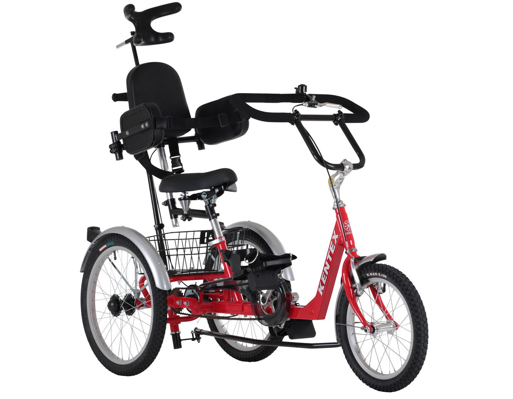 B Grade Kentex Disability Cargo Trike With Supports