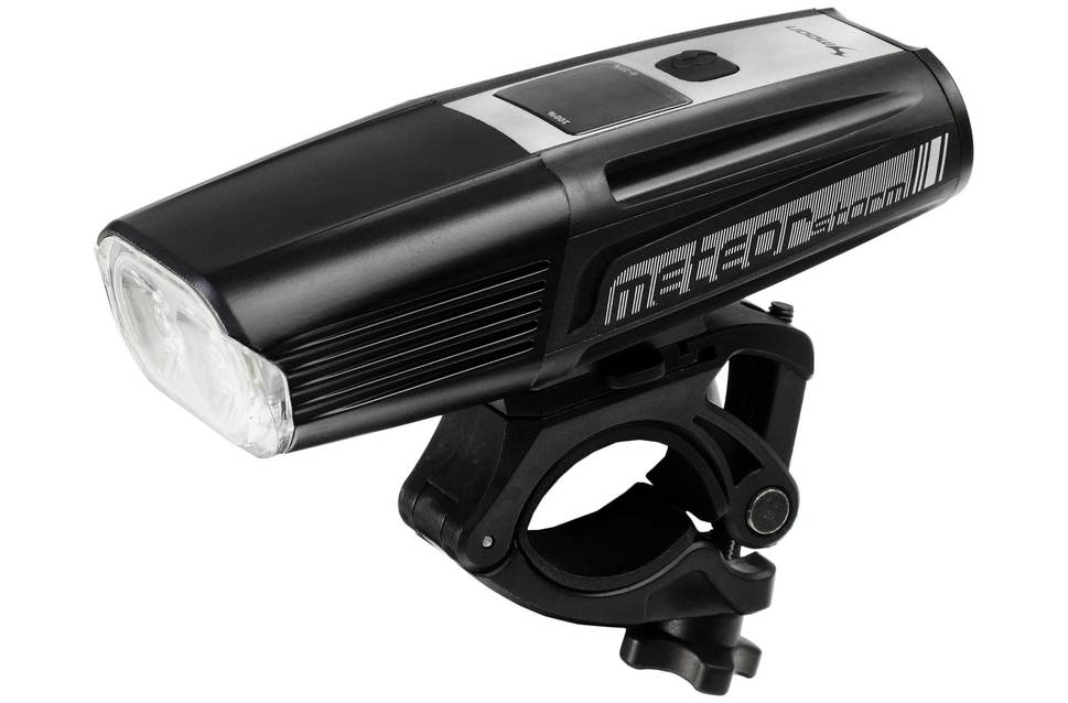 Moon Meteor Storm 1300 Rechargeable Front Bike Light