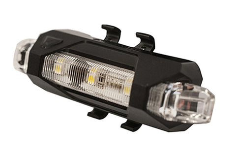 Raleigh Neutro Front LED USB Rechargeable Bicycle Light