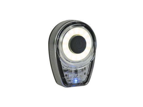 Moon Ring USB Rechargeable Front LED Cycle Light