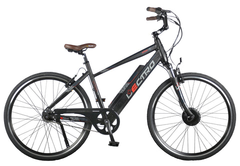 "B Grade Lectro Urban City 19"" Gents 36Volt 250w 7 Speed Electric Bike"