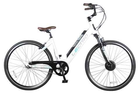 "B Grade Lectro Urban City 17"" Ladies 36Volt 250w 7 Speed Electric Bike"