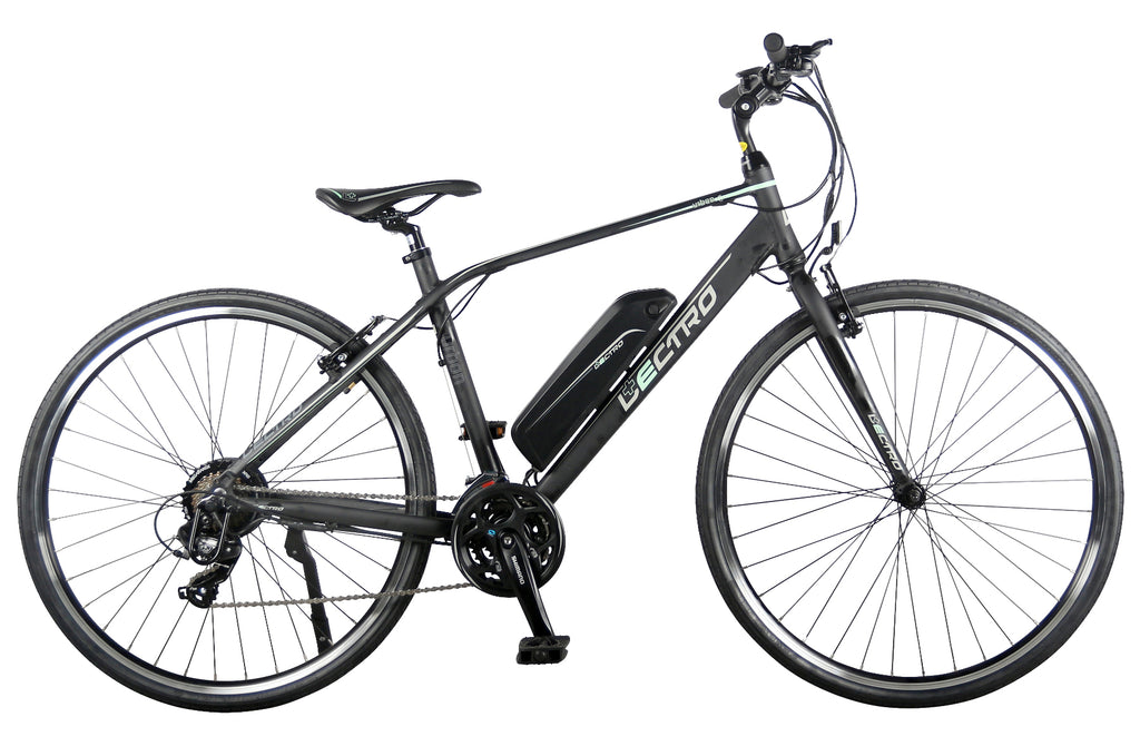 "Lectro Urban Race 19"" Gents 36Volt 250w 21 Speed Electric Bike"