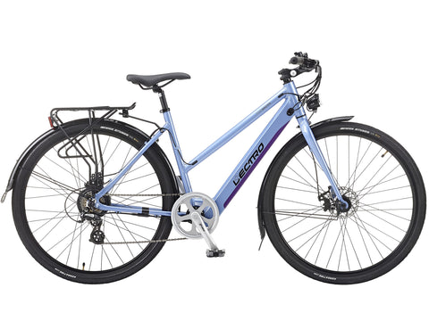 Lectro Townmaster Ladies 36V 250W Aluminium Electric Bike Blue