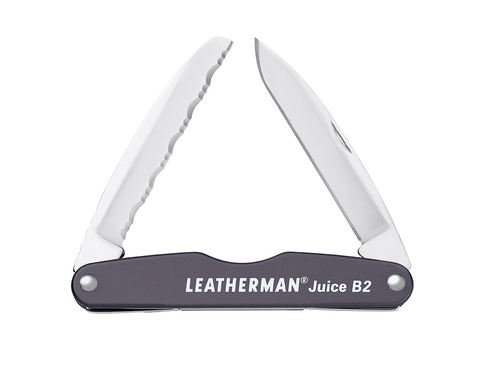 Leatherman Juice B2 Knife Granite Grey 832365