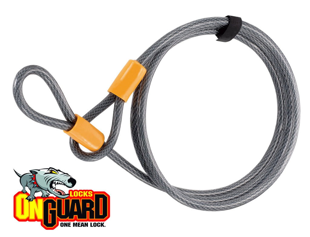 OnGuard Akita Lock Cable Extension Coil High Security