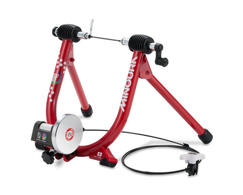Minoura Live Ride LR341 Home Turbo Trainer Red