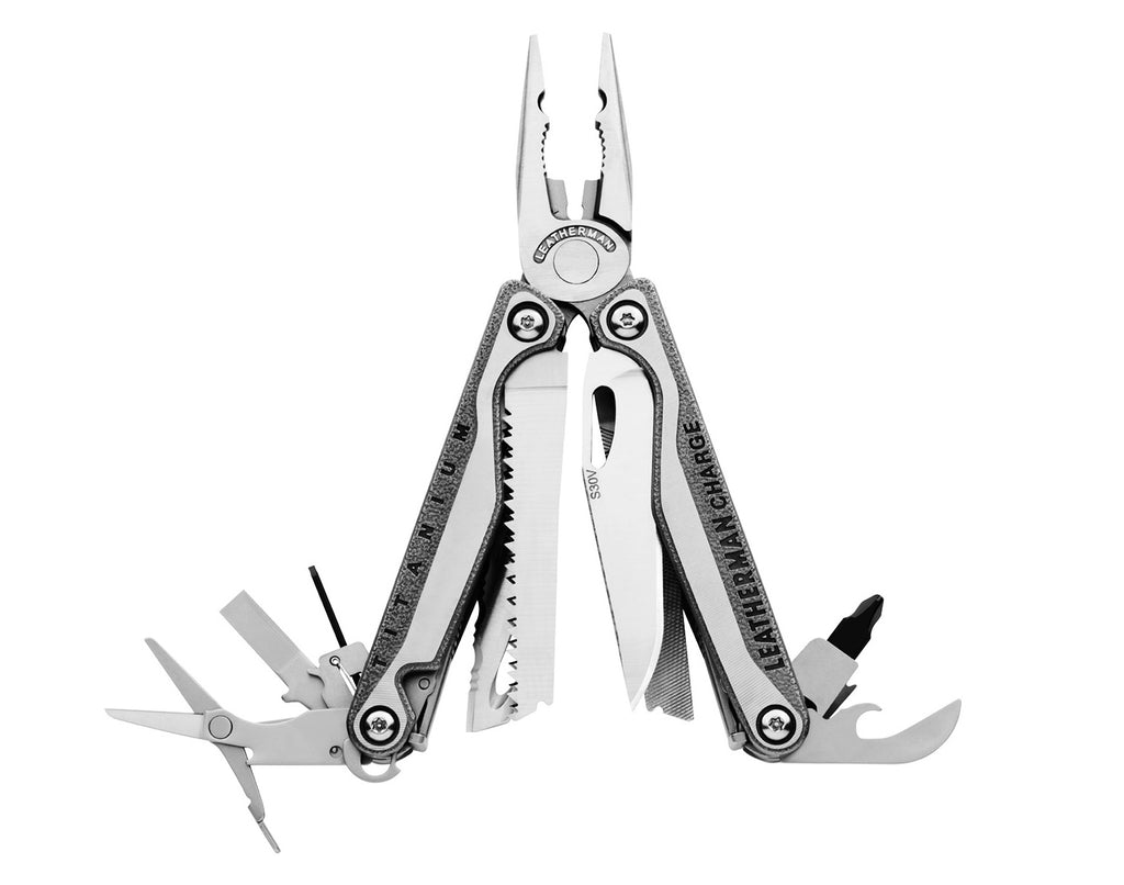 Leatherman Charge TTI Multi-Tool with Nylon Sheath 830723