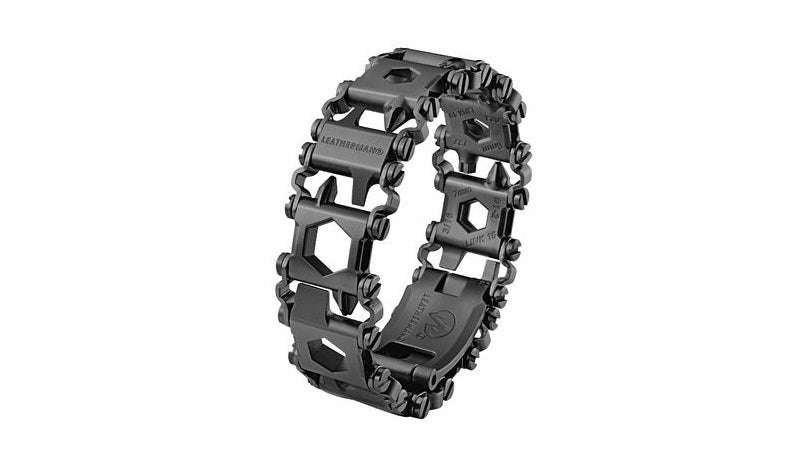 Leatherman Tread LT Wearable Multi-Tool Bracelet Black DLC