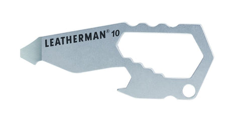Leatherman By The Numbers #10 Tool