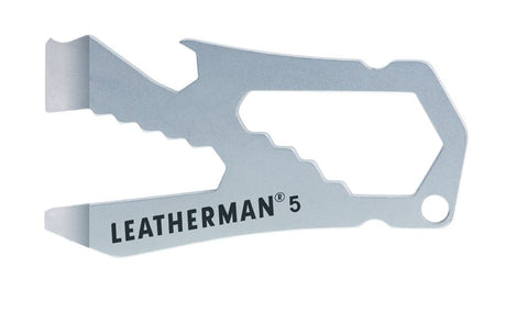 Leatherman By The Numbers #5 Tool