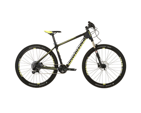 "B Grade Diamondback Lumis 2.0 Hard Tail Carbon 17"" Mountain Bike Black/Yellow"