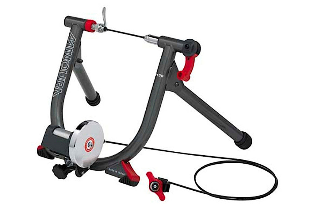 Minoura Gyro V130 Turbo Trainer with Remote