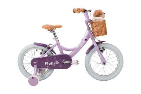 "Raleigh Molli Girls 16"" Wheel Alloy Bike"