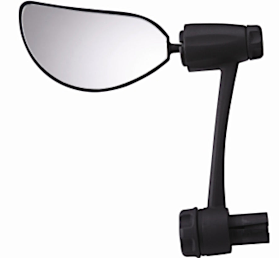 Handlebar Wide Angle Lightweight Bike Mirror
