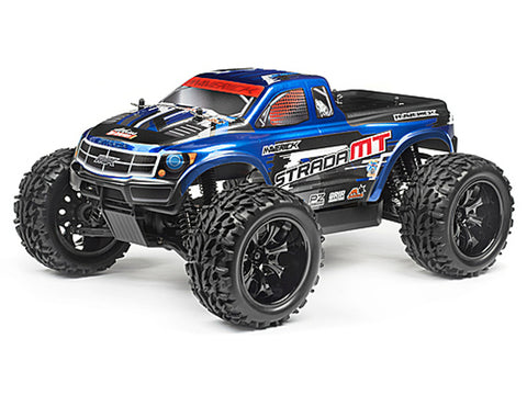 Maverick Strada MT Radio Controlled 1/10 RTR Electric Monster Truck