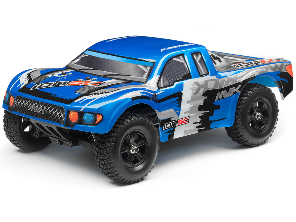 Maverick Ion SC RTR 1/18 Electric 4WD Truck 2.4GHz