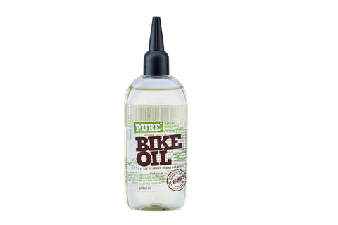 Weldtite Pure 150ml Bike Oil