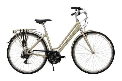 Raleigh Pioneer Tour Womens 700C 21SPD Bicycle Sage