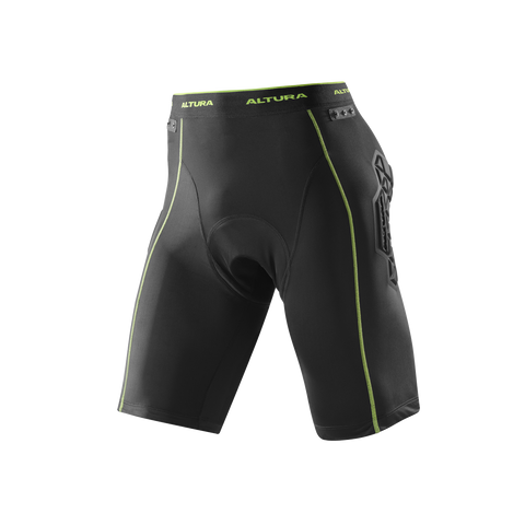 2017 Altura Protector Progel Base Layer Padded Under Shorts