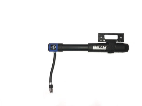Beto 2 Stage Mini Plastic Hand Pump with Hose