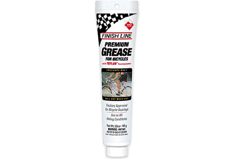Finish Line Teflon Grease Tube 3.5oz/100g