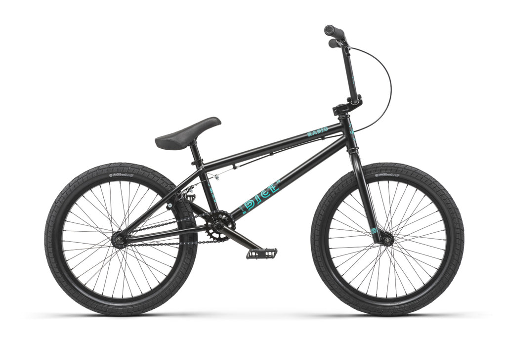 "Radio Dice 20"" BMX Matt Black"