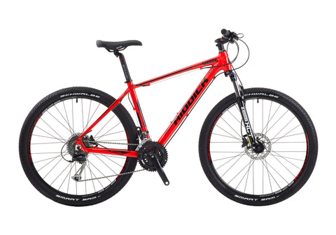 2017 Riddick RD400 650B 27 Speed Disc Aluminium Mountain Bike