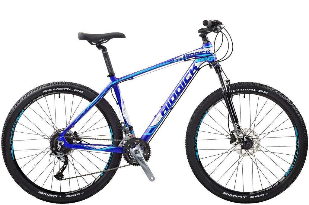 B Grade Riddick RD500 650B 27 Speed Alloy Mountain Bike 20""