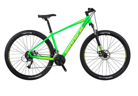 B Grade Riddick RD329 29er 24 Speed Alloy Mountain Bike 17""