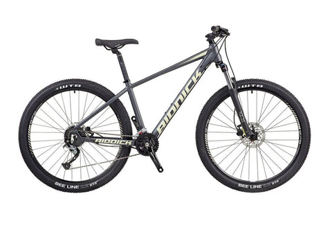 B Grade Riddick RD500 650B 18 Speed Alloy Mountain Bike 20""