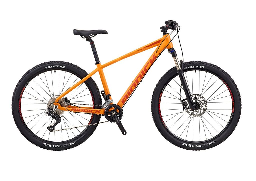B Grade Riddick RD600 650B 20 Speed Alloy Mountain Bike 20""