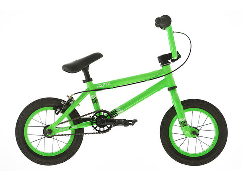 "2018 Diamondback Remix BMX 12"" Wheel Green"