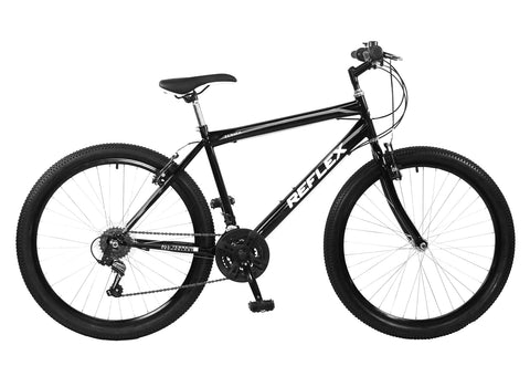"Reflex Zenith Gents 26"" Wheel 18 Speed Mountain Bike"