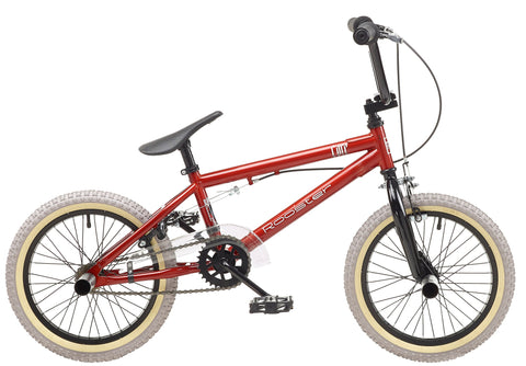 "Rooster Core 9"" Frame 16"" Wheel Boys BMX Bike Red"