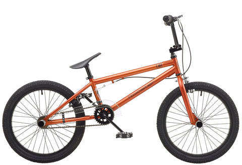 "Rooster Core 9.75"" Frame 20"" Wheel Boys BMX Bike Matt Copper"