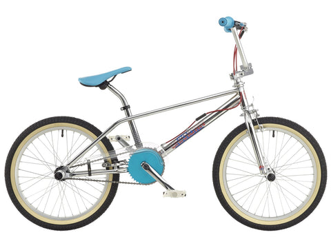 "Rooster Unknown Spoke 9.75"" Frame 20"" Wheel Boys BMX Bike Chrome"