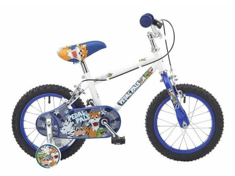 "Pedal Pals Safari 14"" Boys Mountain Bike"