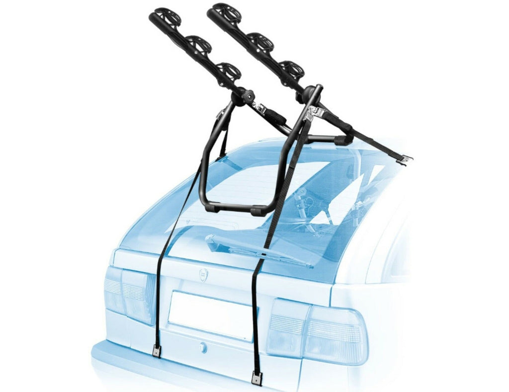 Summit 6 Strap Car Cycle Carrier