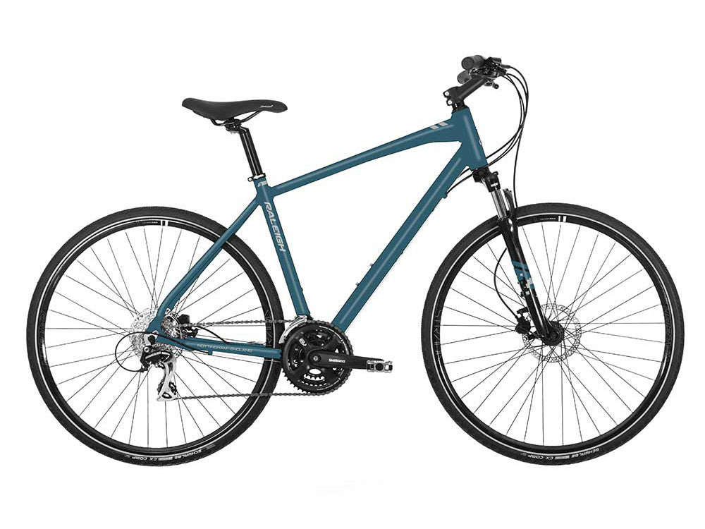 2016 Raleigh Strada TS 2 Gents 24 Speed Traditional Hybrid Bike
