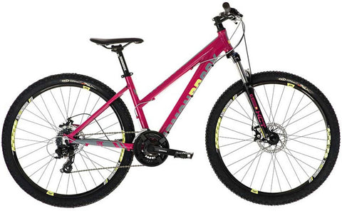 "B Grade 2018 Diamondback Sync 2.0 16"" Women's Hard Tail 27.5"" Wheel Mountain Bike"