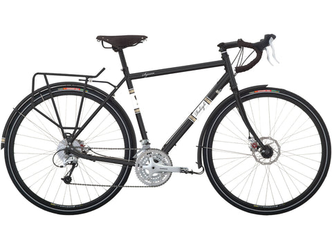 B Grade Raleigh Sojourn 53cm 27 Speed Reynolds 631 Chrome-Moly Road Bike