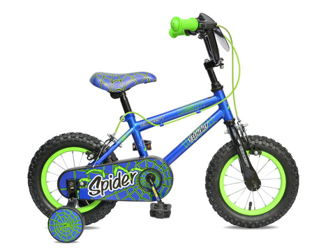"B Grade Concept Spider 12"" Boys Mountain Bike"