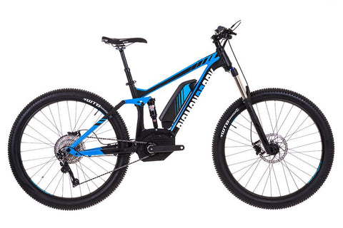 "B Grade Diamondback Corax 1.0 Gents 650B Wheel 19.25"" Frame Electric Bike"