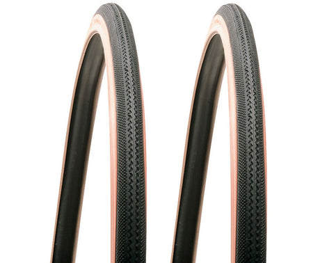 "2 X Raleigh 27"" x 1 1/4"" Sport Bicycle Tyre"