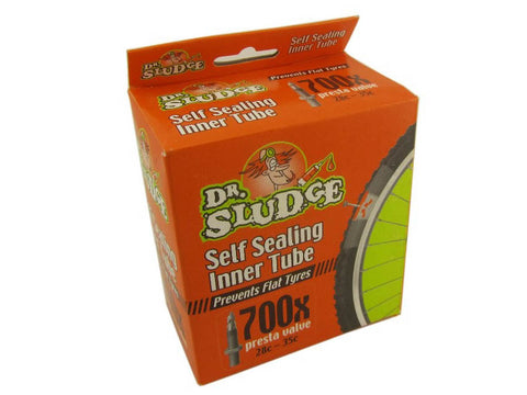 Dr Sludge Self Sealing Inner Tube 700 28-35c Presta